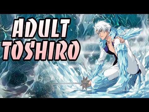 Adult Toshiro (TYBW