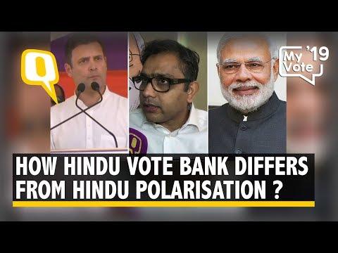 Hindu Vote Bank vs Hindu Polarisation: Dissecting 2019 Mandate | The Quint