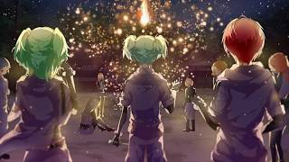 Gambar cover 【WAFFURU】 Hello, Shooting-Star / Assassination Classroom FULL ED 【3 YEARS AFTER】