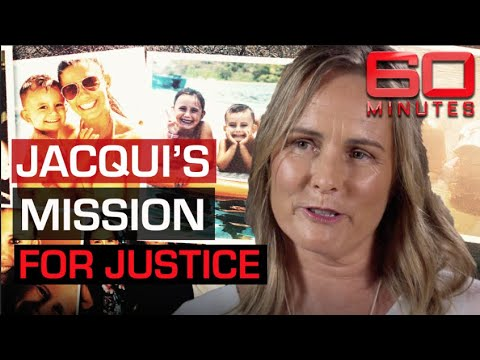 Brave domestic violence survivor takes the law into her own hands | 60 Minutes Australia