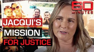 Brave domestic violence survivor takes the law into her own hands   60 Minutes Australia