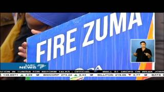 A closer look at anti-Zuma marches country wide