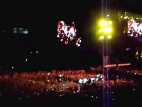 Beyonce @ Sao Paulo Mrs Carter Show Tour