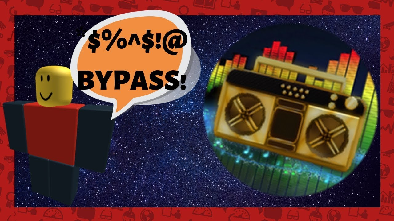 Roblox Bypassed Audios 2019 Working Boombox Youtube