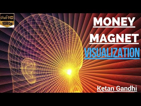 MONEY MAGNET VISUALIZATION SUPER EFFECTIVE 14 Minutes QUICK Hypnosis Deep Trance | Ketan Gandhi