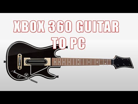 xbox-360-guitar-to-pc