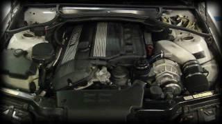 BMW 330ci 231cv @ 292 compresseur reprogrammation moteur dyno digiservices