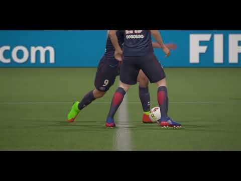 FIFA 17 PSG VS IMPACT DE MONTREAL
