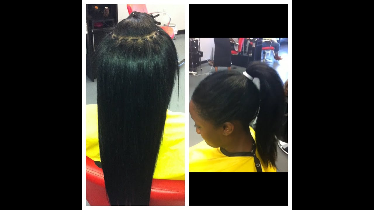 Microlink Hair Extensions Atlanta Zieview