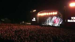Rage Against the Machine - Killing In The Name (Finsbury Park 2010)