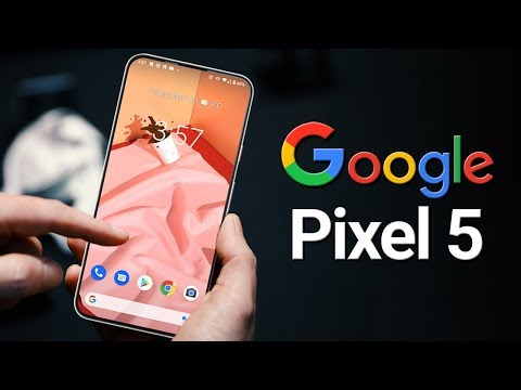 GOOGLE PIXEL 5 - They've Done It Again!