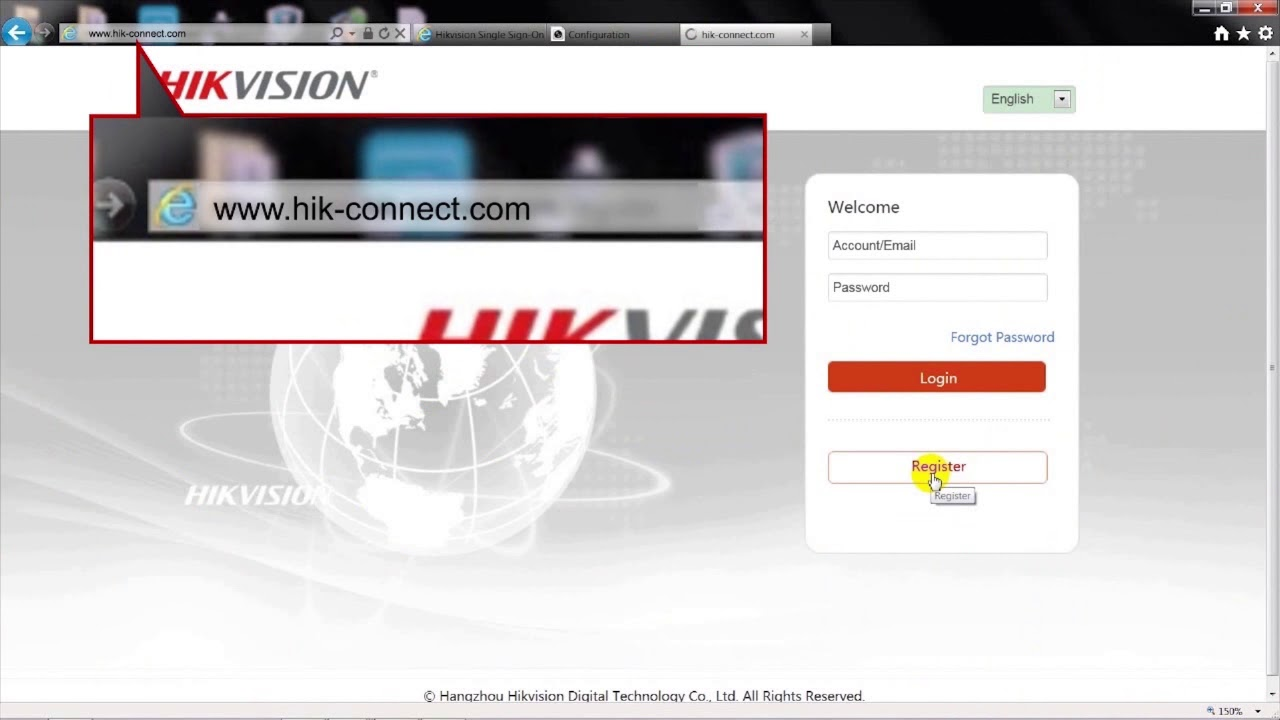 hik-connect Problems | IP CCTV Forum for IP Video, network cameras