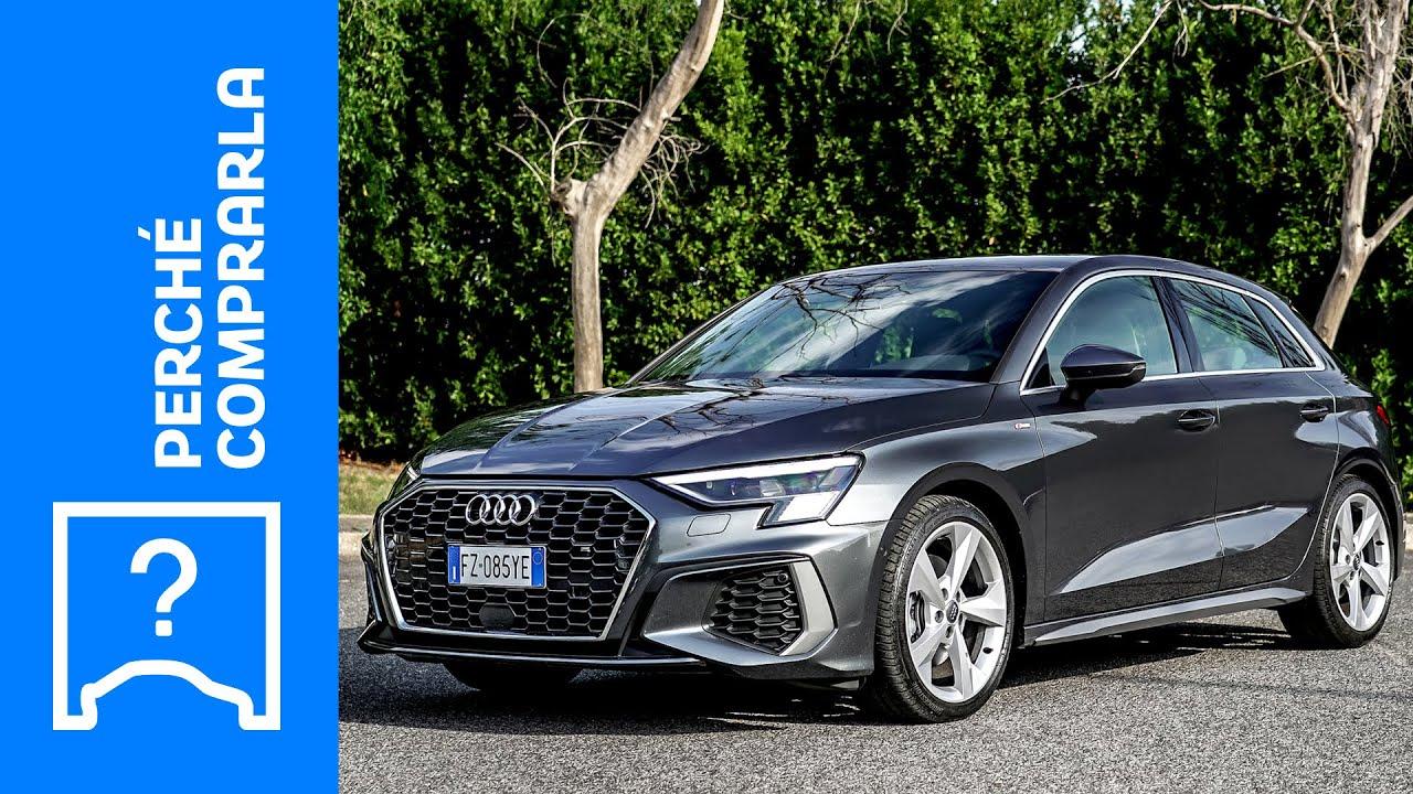 Download Audi A3 Sportback (2020)   Perché comprarla... e perché no