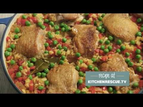 Cuban Chicken Recipe