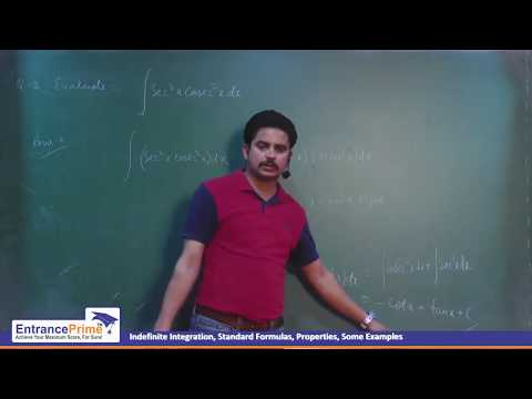 Integration (Best Explaination) | JEE Maths By Kota Team | EntrancePrime Kota