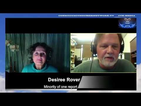 Minority of One Report - Desiree Rover talks to Greg Caton
