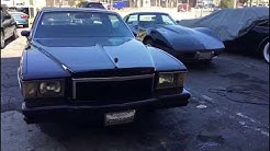 Chevy Monte Carlo 1979 - Interior Restoration