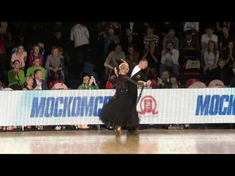 2013 GrandSlam Standard Moscow, RUS | TV Highlight | World DanceSport Federation