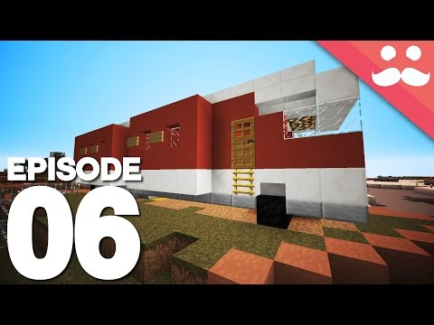 Hermitcraft 4: Episode 6 - Time to Break Bad!