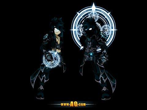 Shadowed Dark Caster Aqworlds Evolved Dark Caster