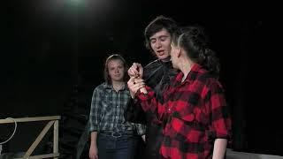 2013 Спектакль по пьесе Б.Шоу Разоблачение Бланко Поснета