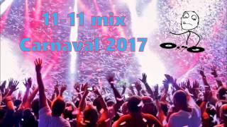11 11 Carnaval 2017 feest mix
