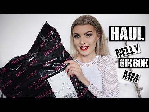 TRY ON HAUL | Nelly.com + Lite Annat