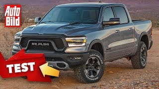 Ram 1500 (2020): Test - HEMI - Pick-up - Info - deutsch - Dodge