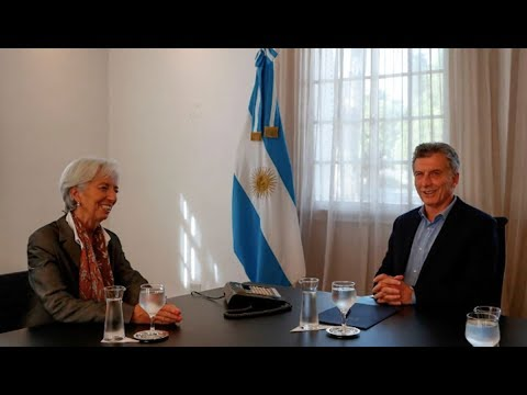 Michael Hudson: Argentina's New $50 Billion IMF Loan Is Designed to Replay its 2001 Crisis