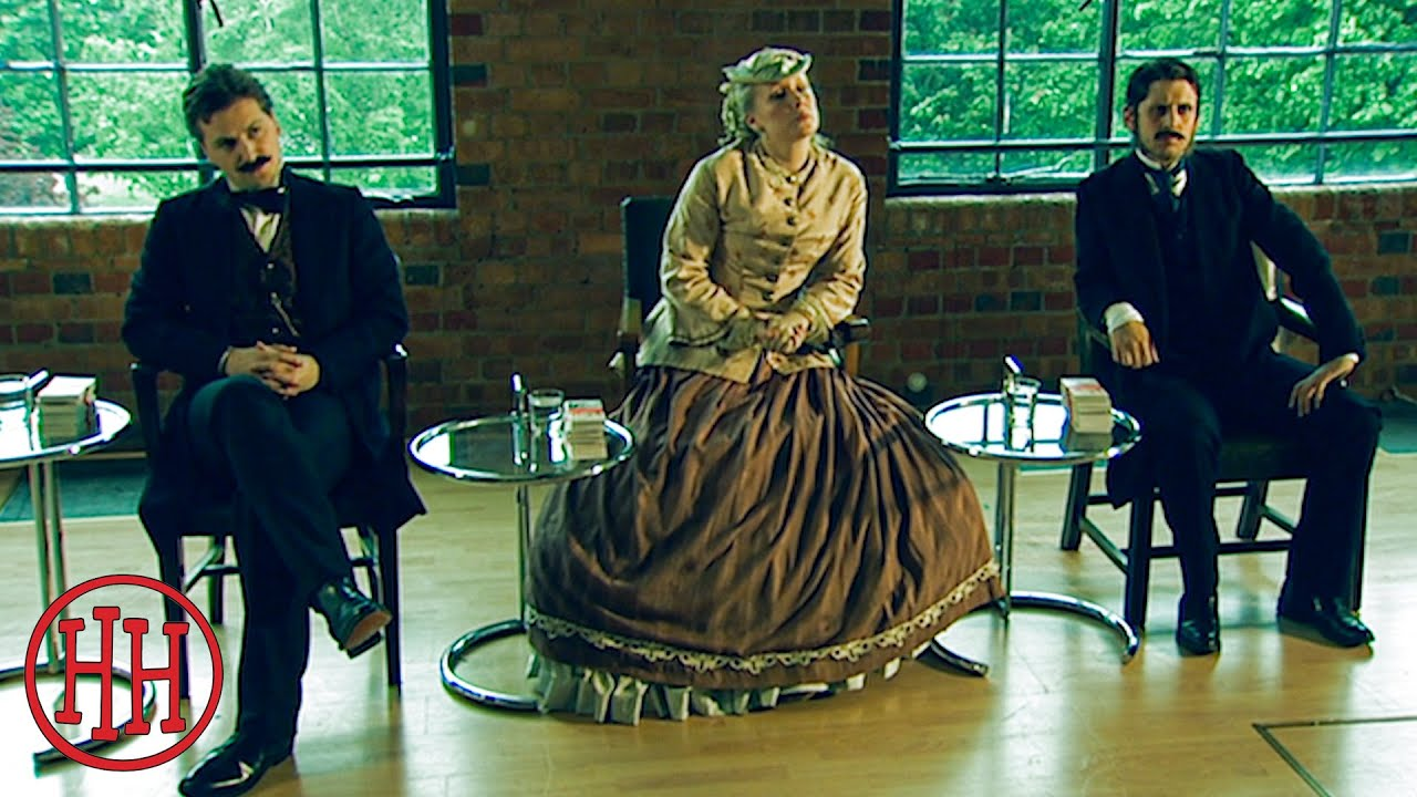 Victorian Dragons Den | Vile Victorians | Horrible Histories