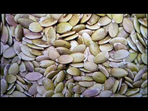 Process of making oil from pumpkin seeds