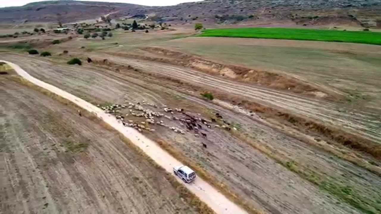 Geri, Cyprus short Aerial Video