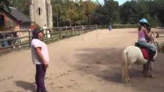 Fête du cheval Issy l'Evêque le12-09-2010