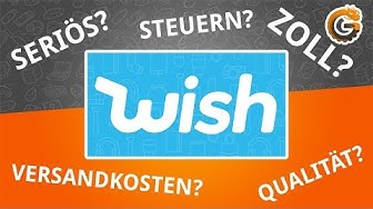 Wish-App: Bestellen sicher & seriös? DAS musst du beachten!