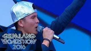 "Gambar cover Juan Rahman "" Kiblat Cinta "" - Gemilang Roadshow Garut (31/7)"
