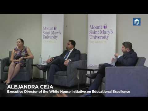 ELAC students meet US Secretary of Education, John B. King