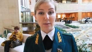 Интервью с начальником Управления экологического надзора Соколовой Натальей
