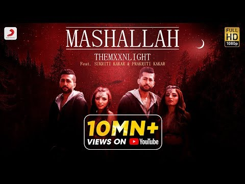 Mashallah - Official Music Video | THEMXXNLIGHT feat. Sukriti Kakar & Prakriti Kakar
