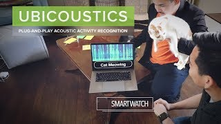Ubicoustics: Plug-and-Play Acoustic Activity Recognition