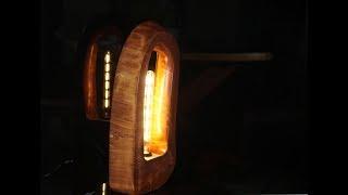 Noch eine tolle Lampe selbst gemacht - ganz einfach