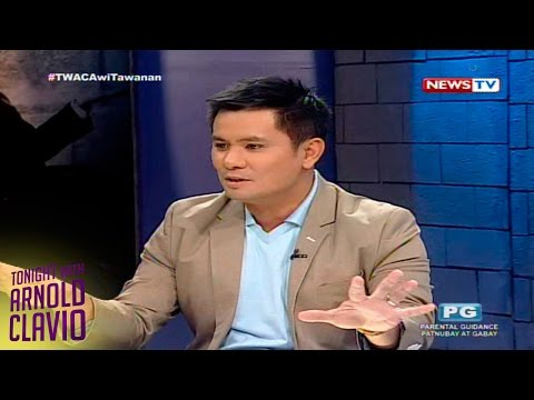Tonight with Arnold Clavio: First meeting of Ogie Alcasid and Regine Velasquez