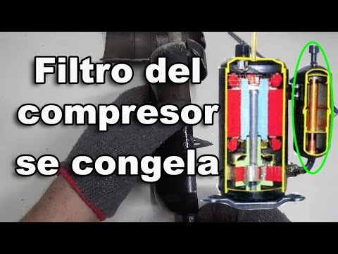 Filtro Del Compresor Se Congela Guerrero MX thumbnail