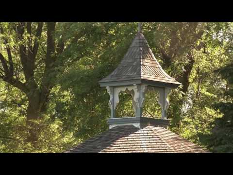 Prairie Yard & Garden: Octagonal Summer Kitchen