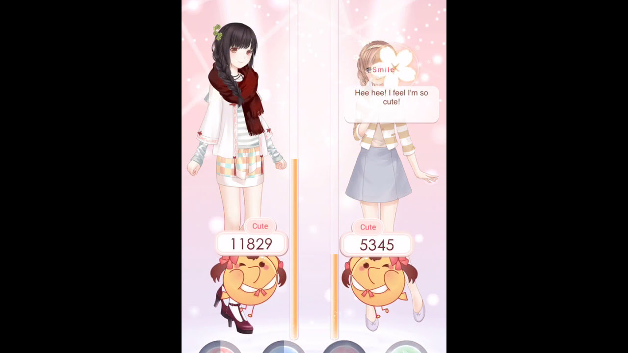 Love Nikki Dress Up Queen Stage 1-2 S Ranking for Maiden and ...