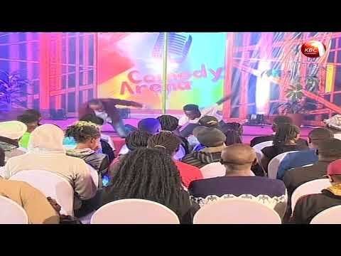 Comedy Arena - David Babu
