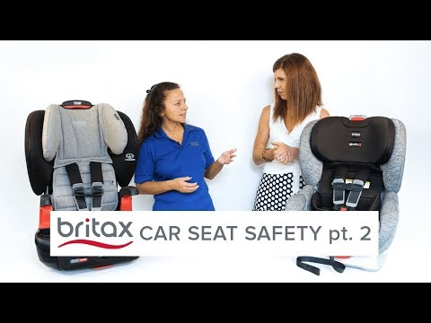 Car Seat Safety Part 2/2: Transitioning From Rear-Facing To Forward-Facing
