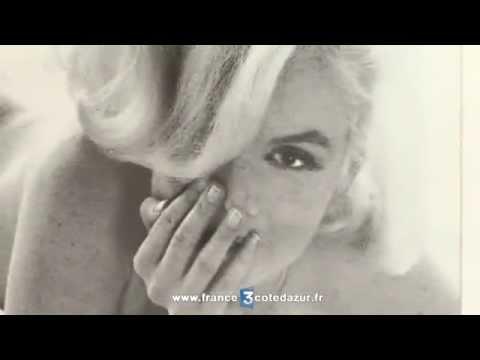Mougins (06) : Expo photos de Bert Stern sur Marylin Monroe