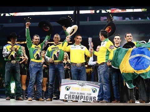 Team Brazil Wins The 2019 PBR Global Cup | USA