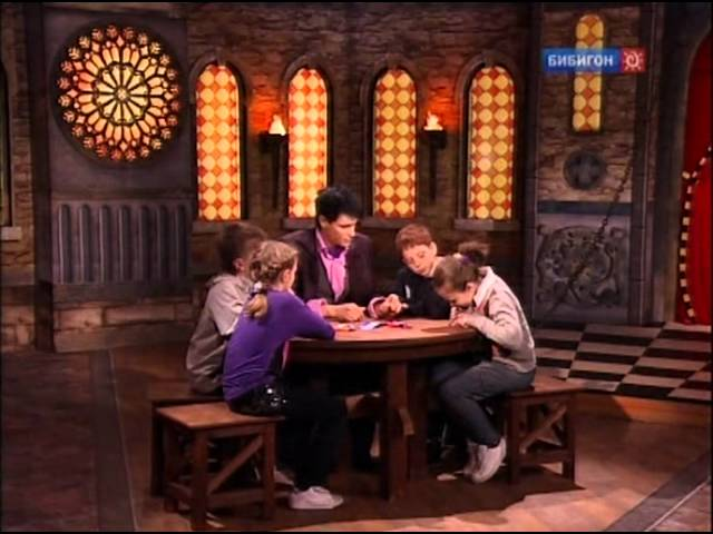 Школа волшебства 1 сезон №19 (В кино)