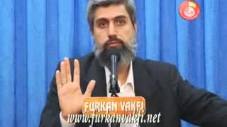 Alparslan Kuytul - Allahın İndirdiği ile Hükmetmeyenler Kâfirlerin ta Kendileridir Ayeti